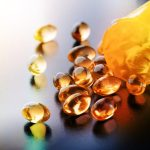 Oil and capsules